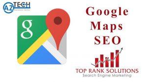 Dịch vụ SEO trên Google Map hiệu quả