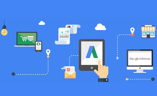 dịch vụ quảng cáo từ khóa trên google