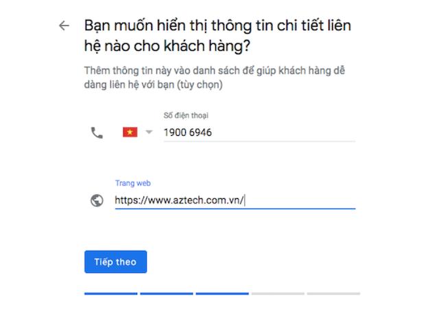 Tạo kết nối khi đưa doanh nghiệp lên Google map
