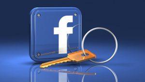 bảo mật facebook