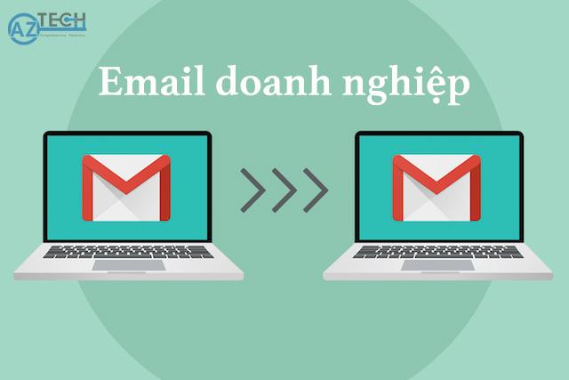 các loại email doanh nghiệp