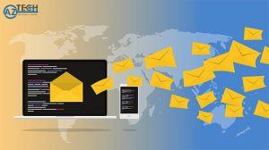 các mẫu email marketing quảng cáo