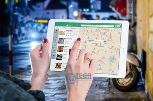 Cách chia sẻ vị trí trên google map