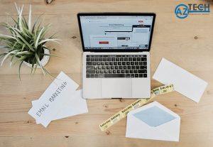 Cách thiết kế email marketing