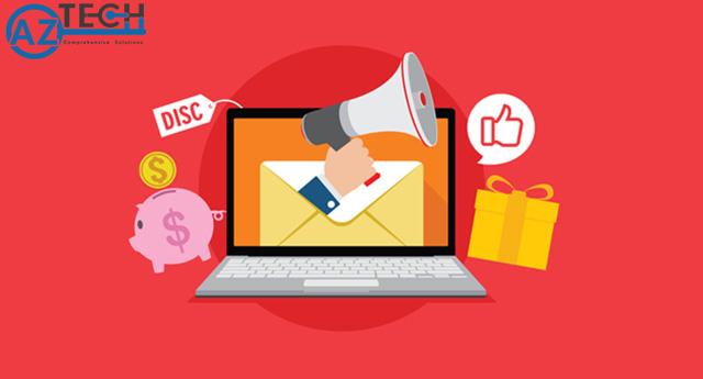 chiến dịch quảng cáo email marketing