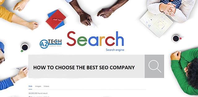 Làm sao để chọn được một công ty seo chuyên nghiệp