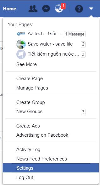 hướng dẫn lập page bán hàng trên facebook