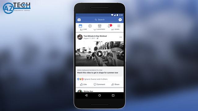 Không xem được video trên facebook