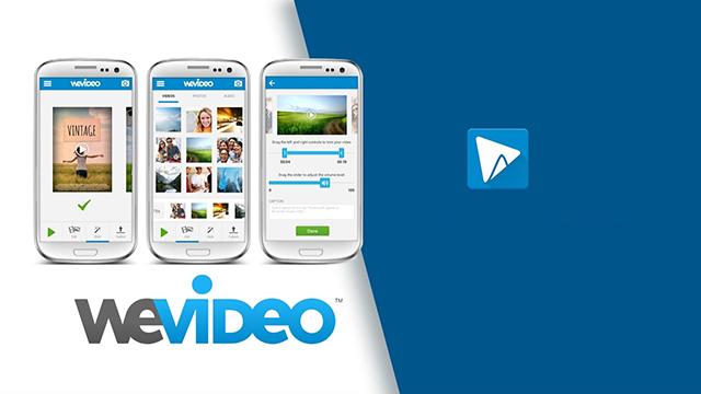 Làm video trên điện thoại với WeVideo