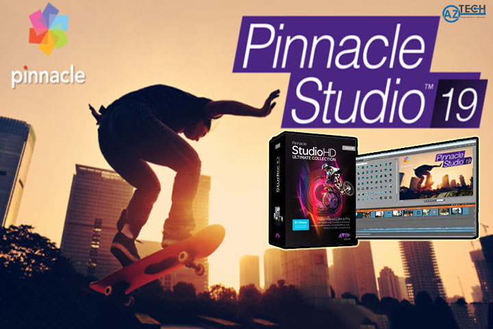 phần mềm chỉnh sửa pinnacle studio