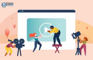 video marketing phát triển thương hiệu doanh nghiệp