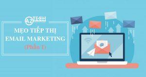 11 mẹo tiếp thị email marketing