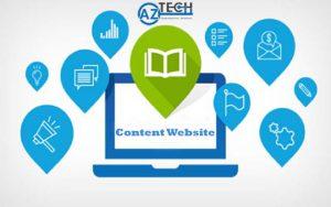 Cách viết content website