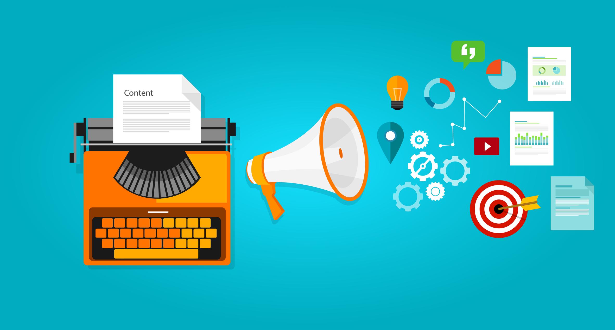 Content-viral của công ty quảng cáo Marketing Online