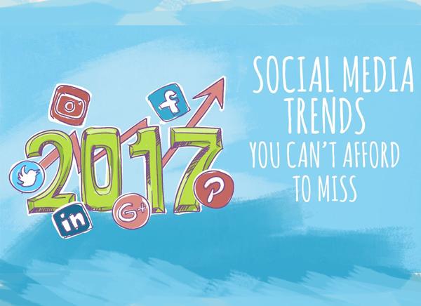 Xu hướng truyền thông mạng xã hội hứa hẹn bùng nổ năm 2017