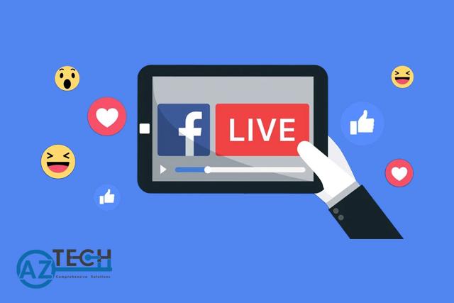 bị chặn livestream trên facebook