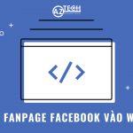 #4 Cách chèn Fanpage Facebook vào website WordPress đơn giản nhất