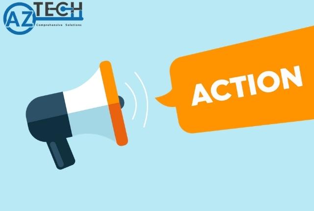 Kêu gọi hành động trong cách viết content Facebook chuẩn SEO