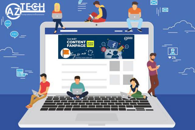 content fanpage là gì