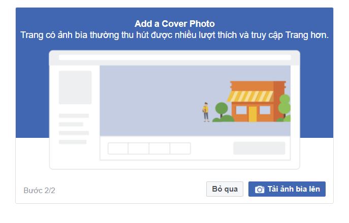 tạo shop bán hàng trên facebook hiệu quả