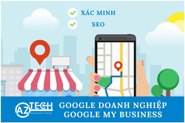 dịch vụ google doanh nghiệp