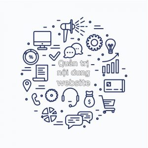 dịch vụ quản trị nội dung website chuyên nghiệp