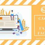 Hướng dẫn cách đổi tên Fanpage Facebook thành công mới nhất 2019