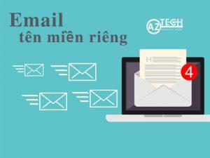dịch vụ email tên miền riêng cho doanh nghiệp