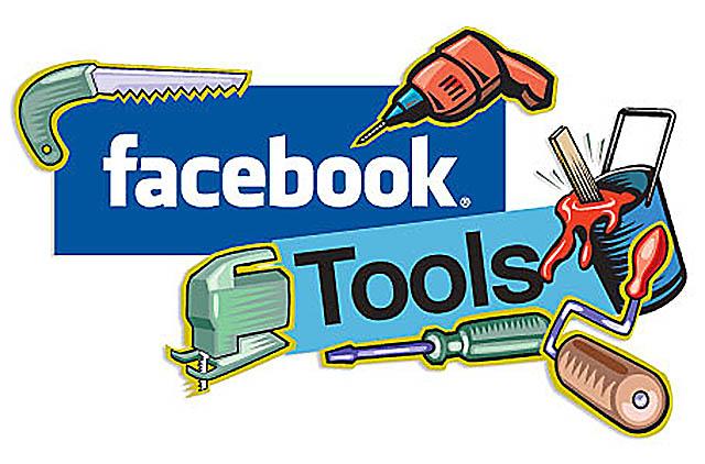 công cụ facebook