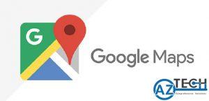 nhúng google map
