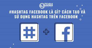 hashtag trên facebook