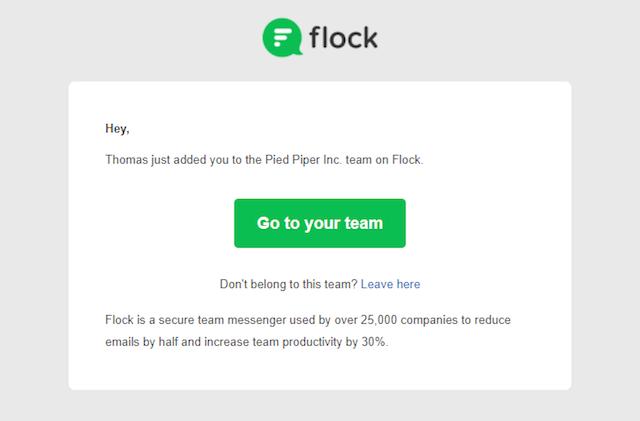 Mẫu thiết kế email marketing