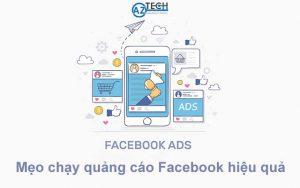 mẹo chạy quảng cáo facebook hiệu quả