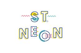 logo st neon