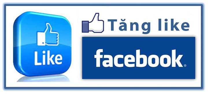 cách tăng like đơn giản trên facebook