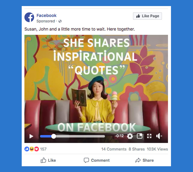 Video quảng cáo Facebook In-Stream