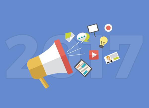 xu hướng marketing online 2017